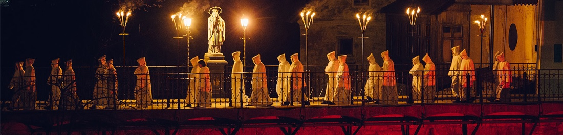 Uprizoritve Škofjeloškega pasijona 1999 in 2000